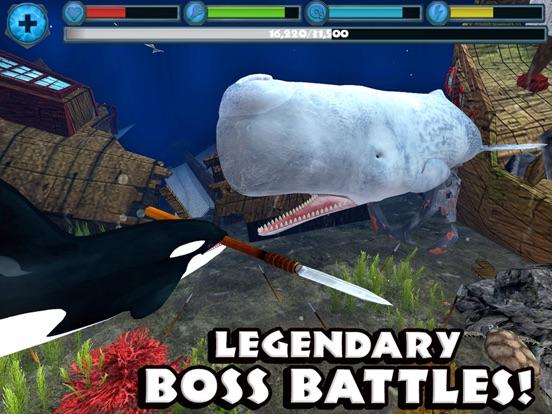 Скачать игру Orca Simulator