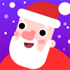 Sleeps to Xmas Santa Countdown