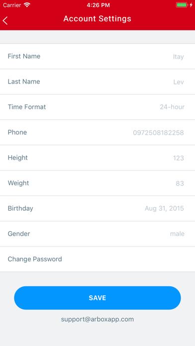 FitHub Namal screenshot 5
