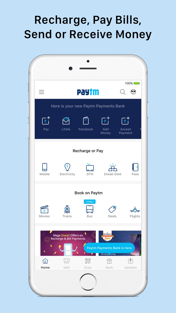 Paytm - Payments & Wallet Screenshot