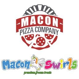 Macon Swirls and Pizza Rewards