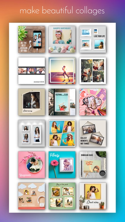 Collage Design – Photo Editor