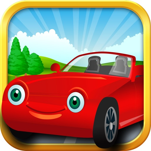 Baby Car Driving App 4 Toddler