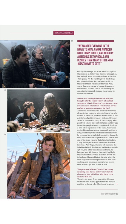 Star Wars Insider screenshot-1