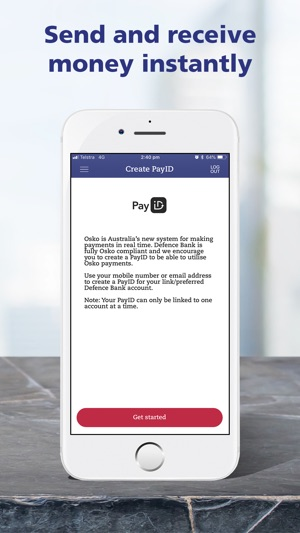 Defence Bank Mobile On The App Store