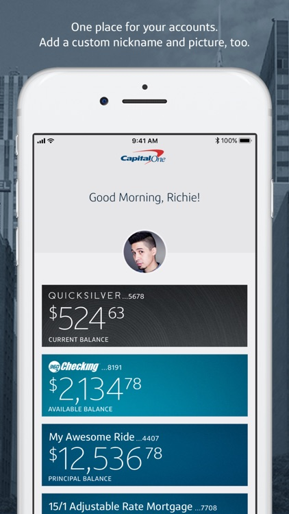 Capital One Mobile