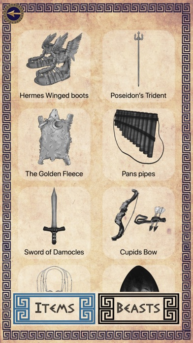 Mythical Beasts at Milestones screenshot three