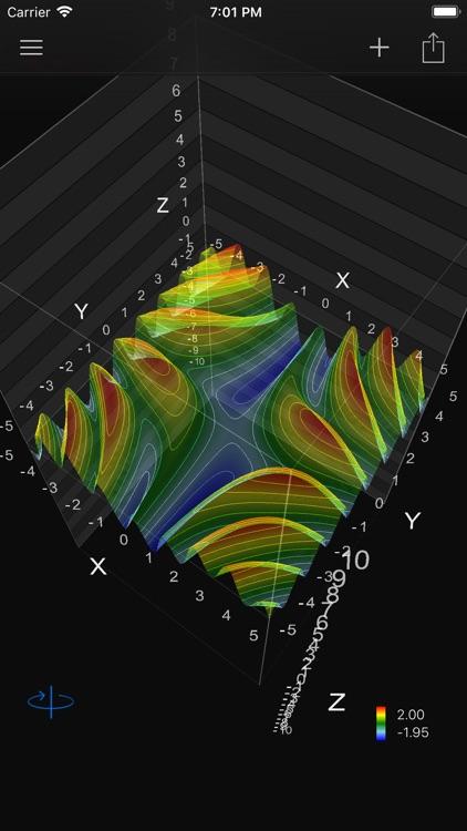 Visual Math 4D screenshot-0