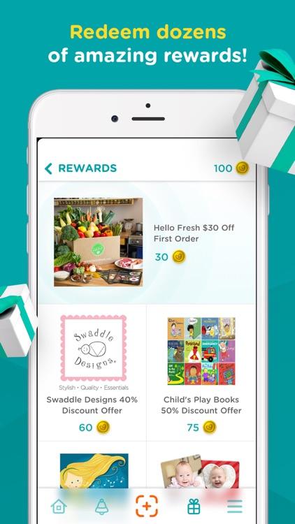 Pampers Rewards: Parents App screenshot-3