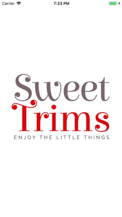 Screenshot of Sweet Trims Store1