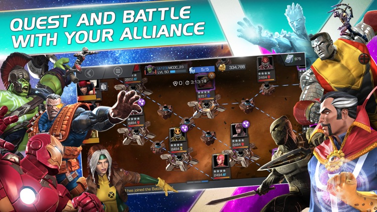 MARVEL Contest of Champions screenshot-4