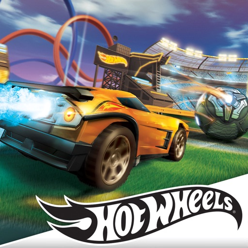 Rocket League® Hot Wheels® RC