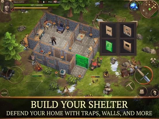 Stormfall: Saga of Survival iPad app afbeelding 2