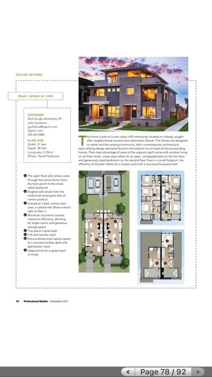 Professional Builder Magazine screenshot-4