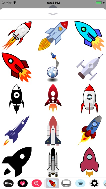 Rocket Sticker Pack screenshot-0