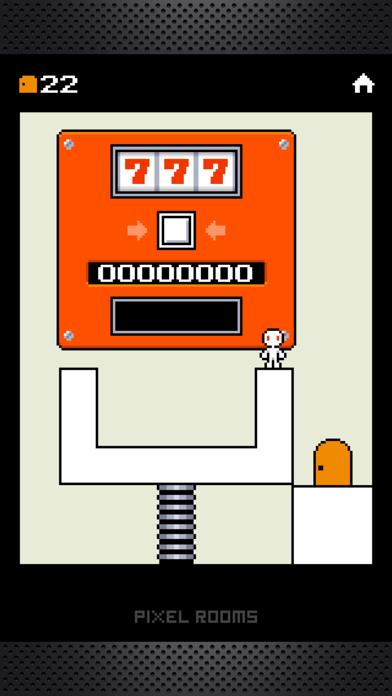 脱出ゲーム ピクセルルーム ScreenShot2