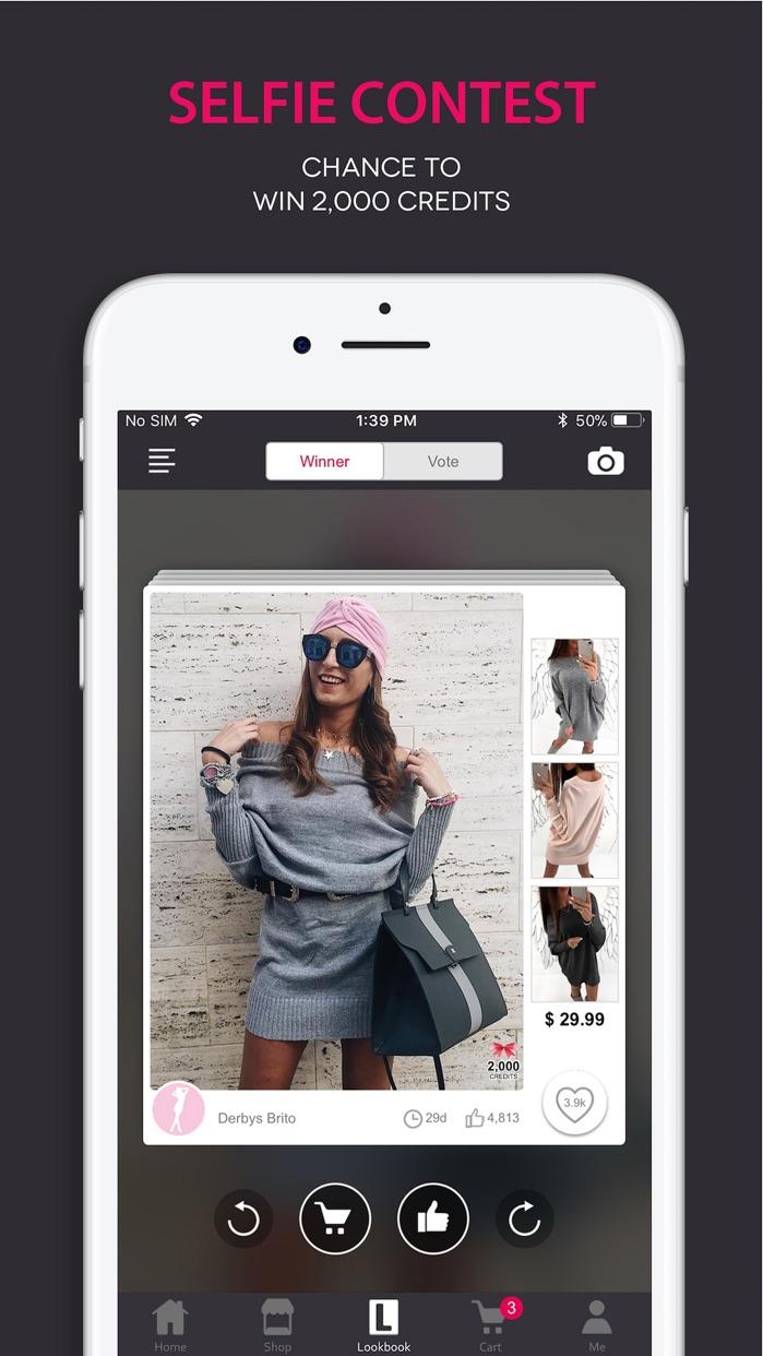 Chic Me - Best Shopping Deals Screenshot