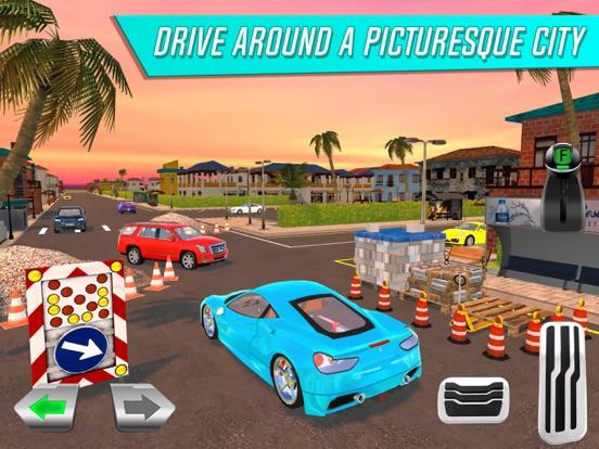 My Holiday Car: Sunrise City для iPad