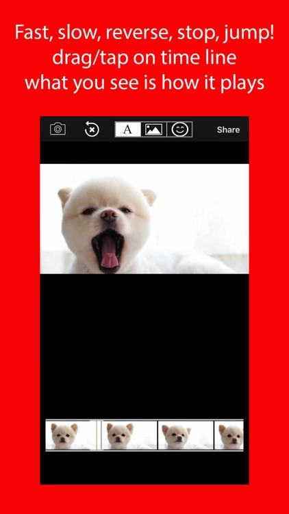 Video Speed Up Pro Slow Rewind screenshot-0