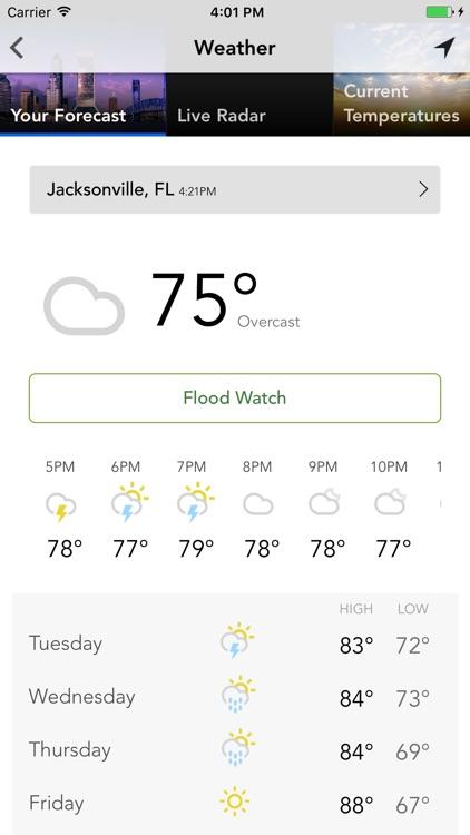 First Coast News Jacksonville screenshot-3