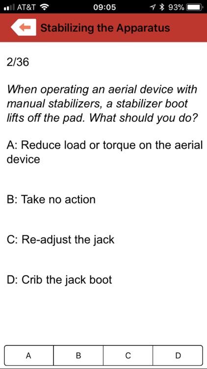 Aerial Apparatus Driver Op 2Ed screenshot-3