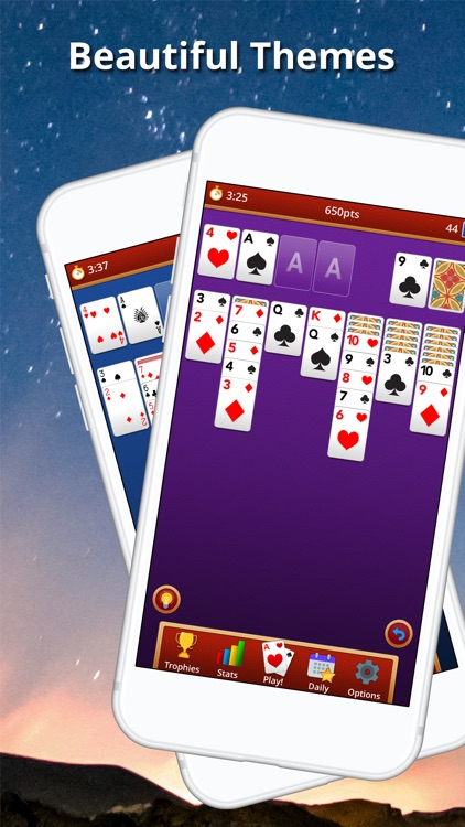 Solitaire+؜ screenshot-3