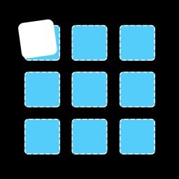 Pic Split grid for Instagram