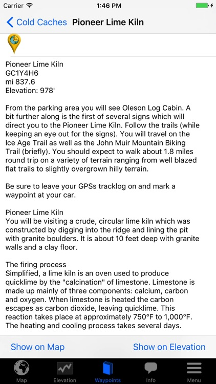 Mammoth Tracks – The Ice Age Trail Guide screenshot-3