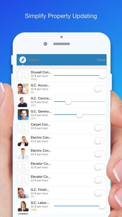QuickPlan - Project G... screenshot1