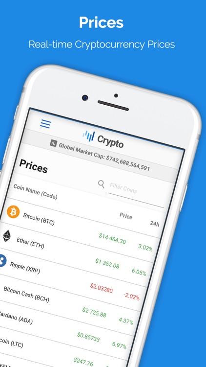 Crypto - Prices & Portfolio