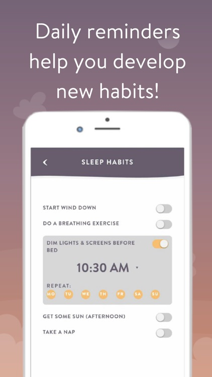 Shleep: sleep & energy boost screenshot-5