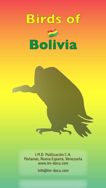 The Birds of Bolivia screenshot-5