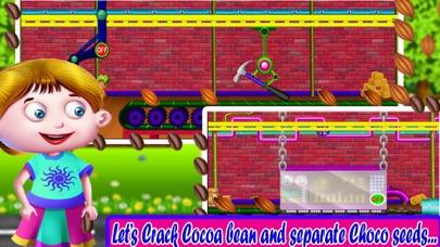 Kids Chocolate Factory : Choco Bars Chef 2