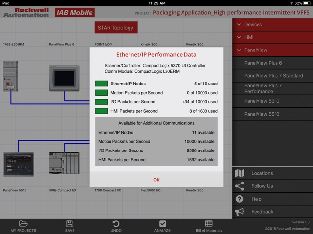 Rockwell Automation IAB Mobile na App Store