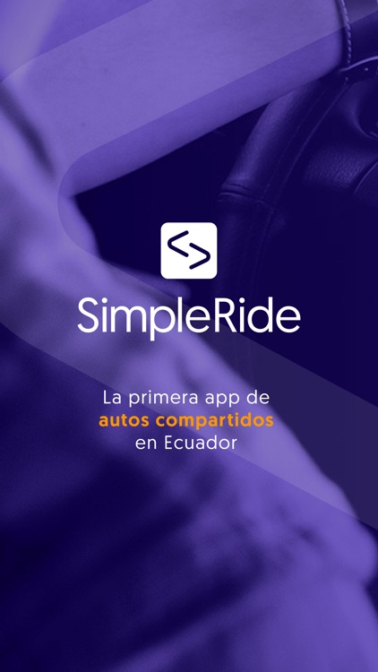 Simple Ride screenshot-0