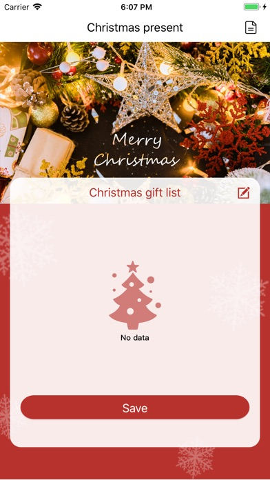 christmas present my list app details reviews ratings lifestyle