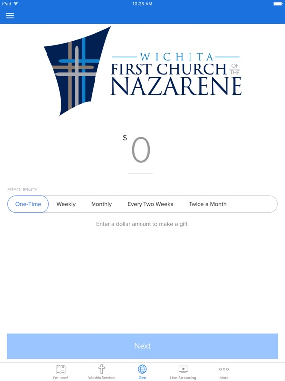 Wichita First Nazarene screenshot 6