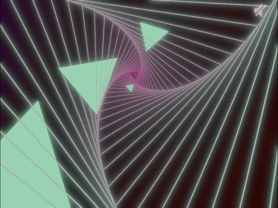 Trigono - dangerous triangles screenshot 4