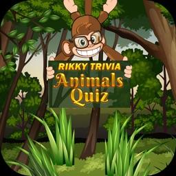 Trivia Quiz Animal Games App