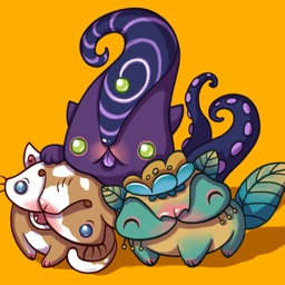 Cute Cat Fusion - Evolve Cats