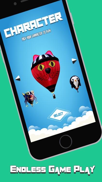 Rise Up Again: Protect Balloon screenshot-3