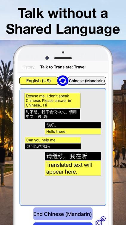 T2T Pro: Travel Conversations screenshot-0