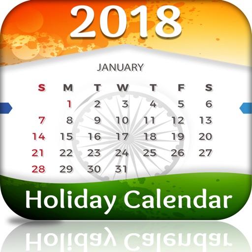 january 2018 calendar holidays india