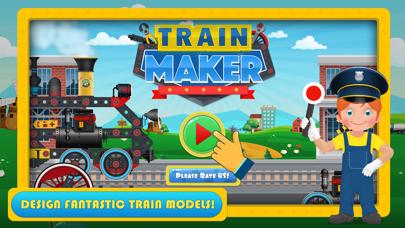 Train Simulator & Maker Game screenshot 10