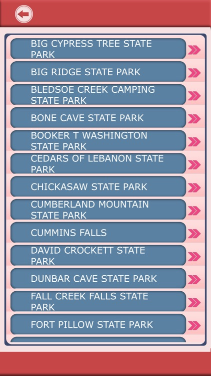 Tennessee - State Parks Guide screenshot-1