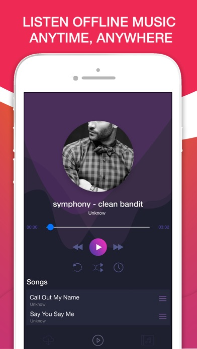 GO Music: Offline Mp3 Player-1