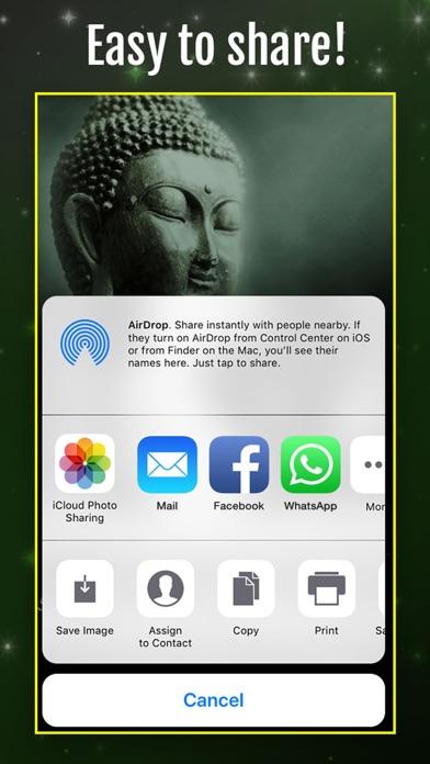Ask Buddha for Help and Advice screenshot 3