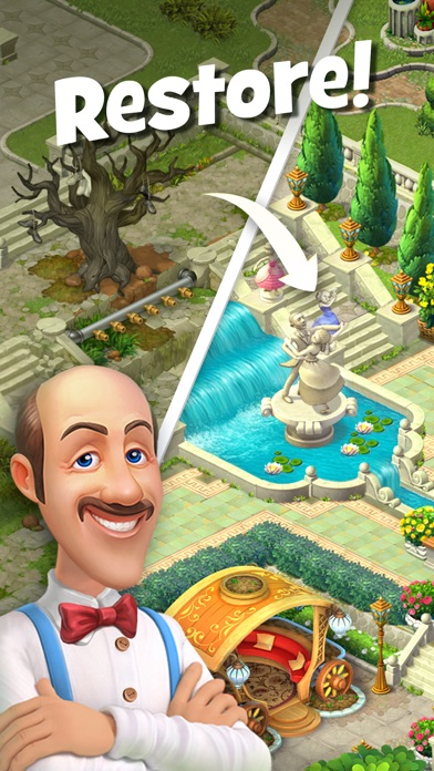 Download Gardenscapes for Pc