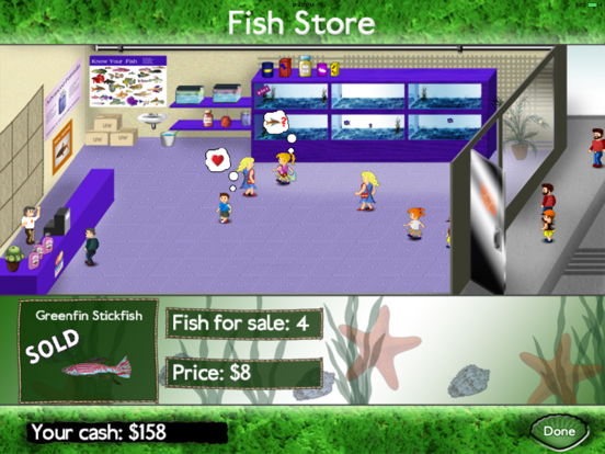 Fish Tycoon screenshot 7