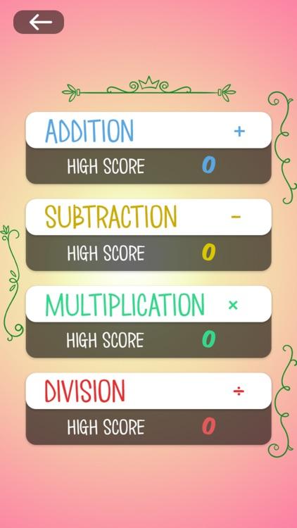 Fairy Math - 3rd Grade screenshot-4